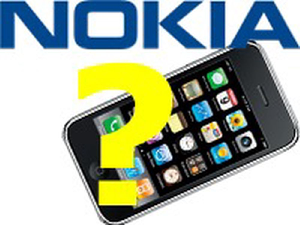 iPhone «bryter» Nokia-patenter
