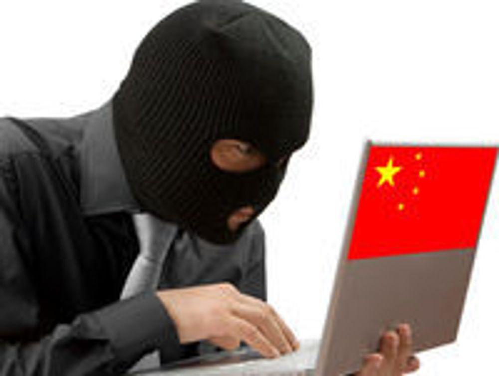 Kinas kyberspioner tapper USA for milliarder