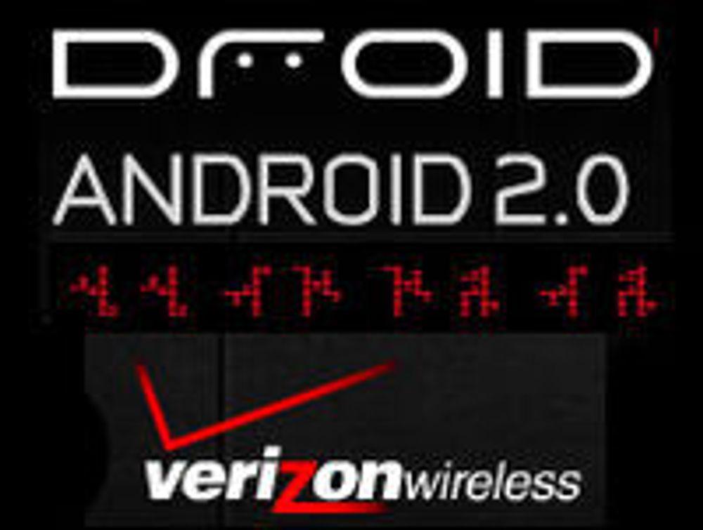 Bekrefter Android 2.0 i ny Motorola-mobil