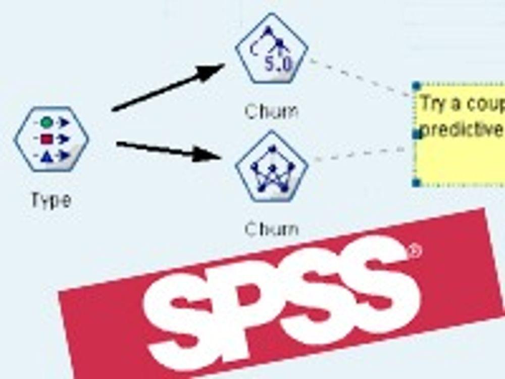 IBM har fullført kjøpet av SPSS
