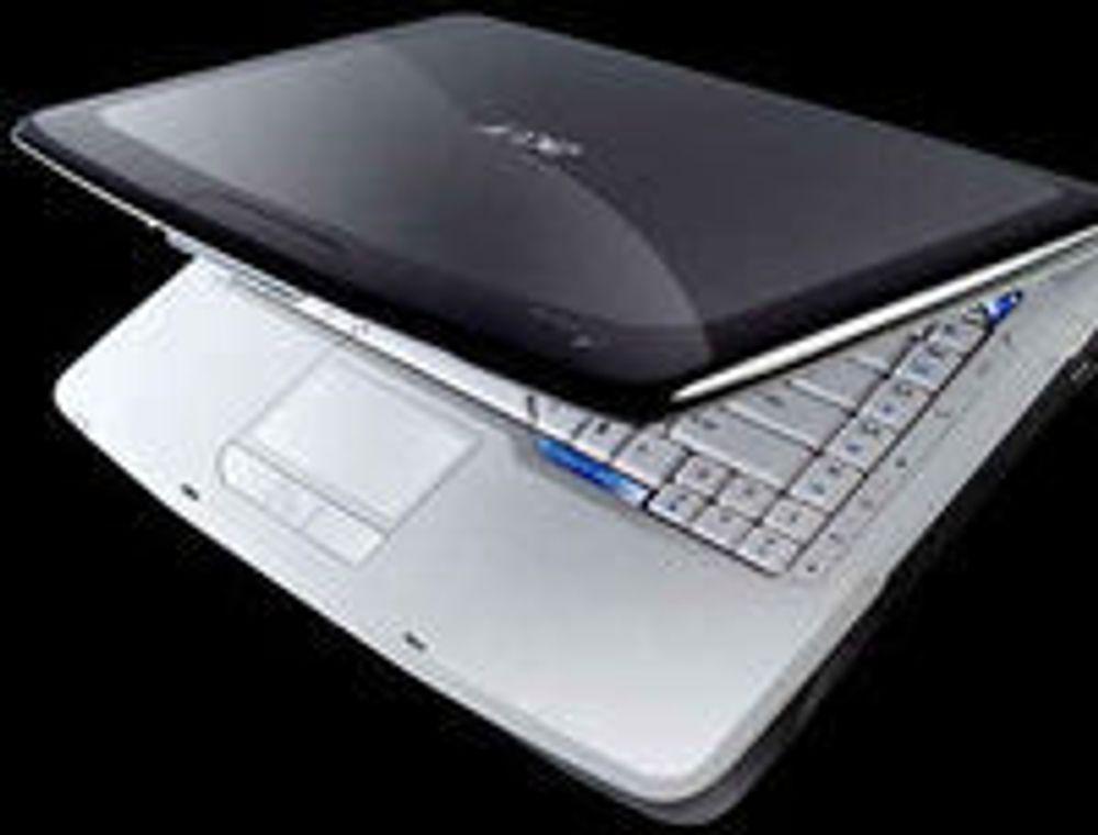 Acer forbi Dell i pc-leveranser
