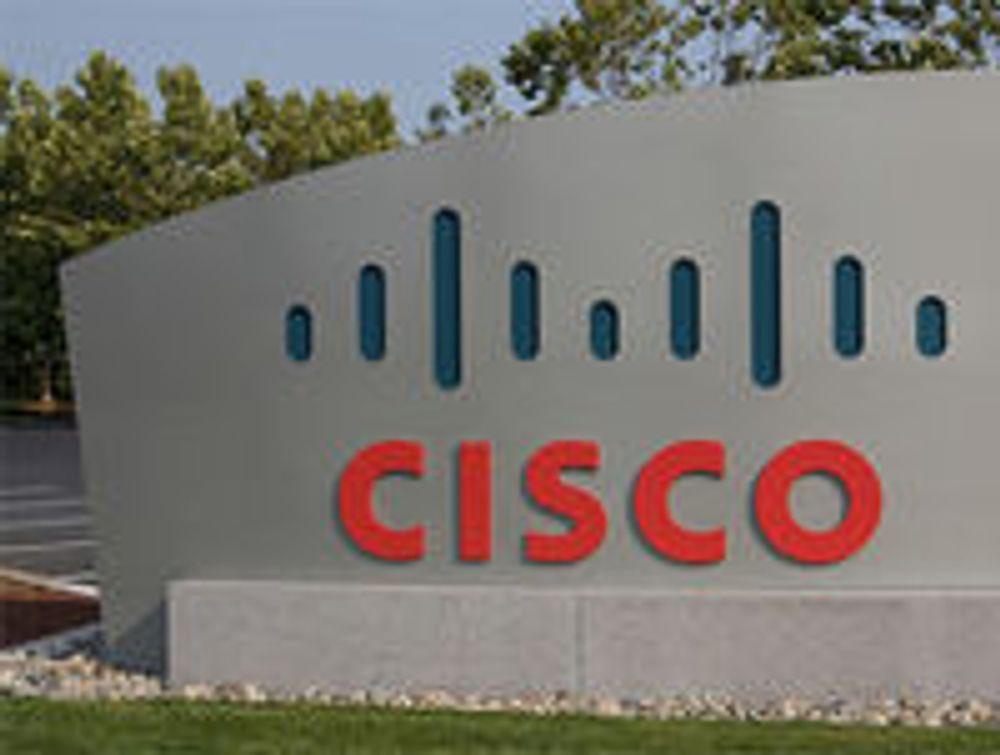 Cisco i nytt milliardkjøp