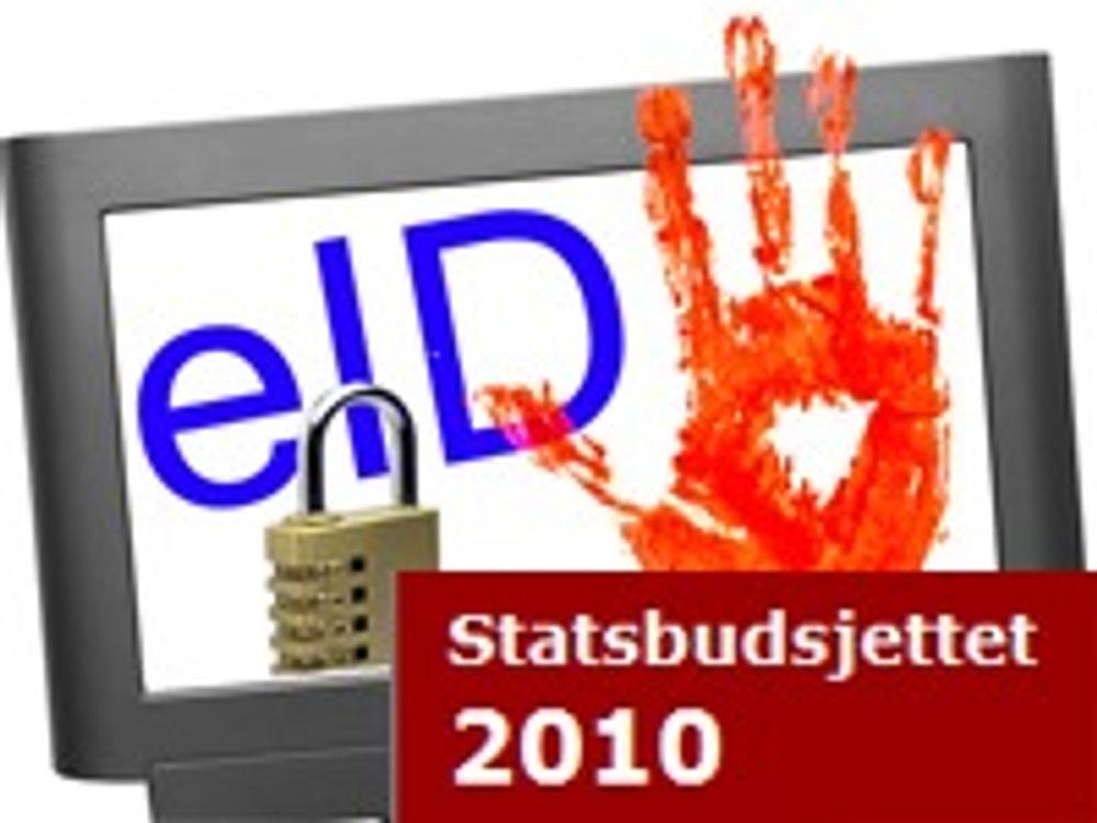Drysser millioner over eID og e-handel