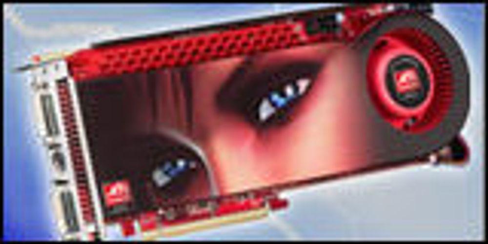 AMD-grafikk først over en teraflops