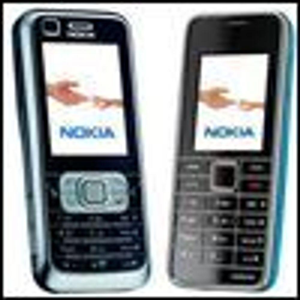 Nokia har 40 prosent av verdens mobilmarked