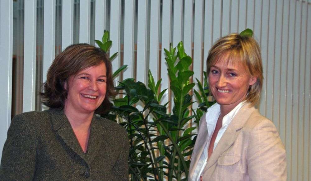Kvinnesterk ledelse i Microsoft Norge