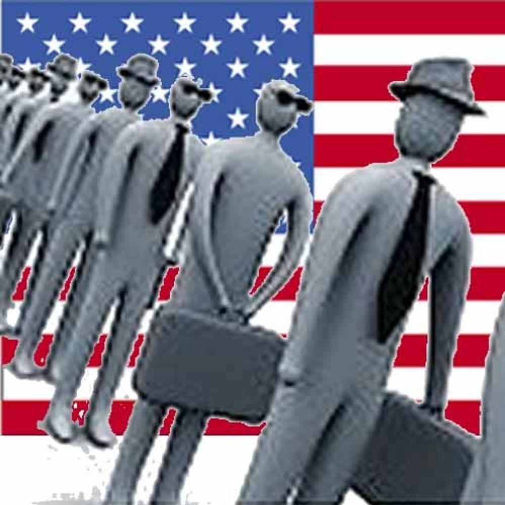 Amerikanere surmuler over årets lønnsvekst