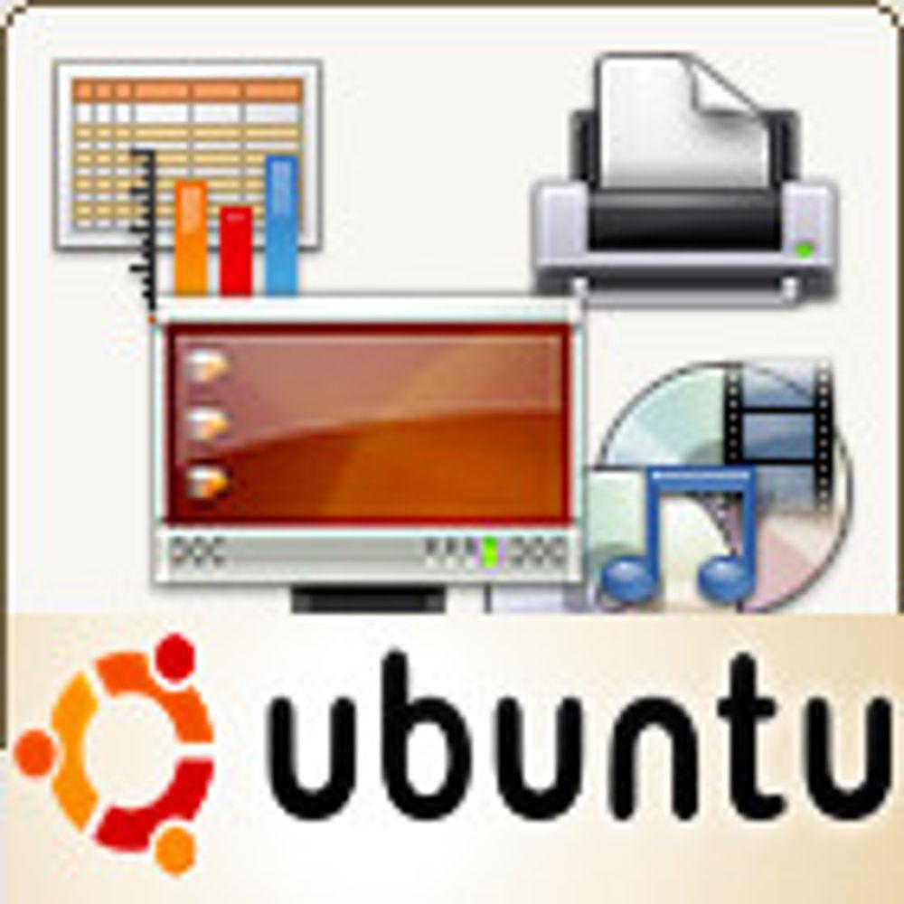 Nå kan du laste en ny Ubuntu
