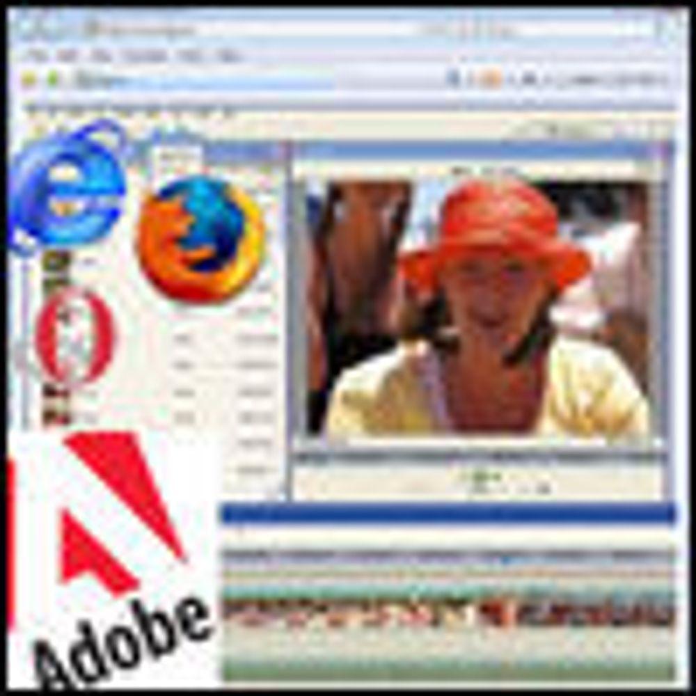 Adobe vil flytte alt til nettleseren