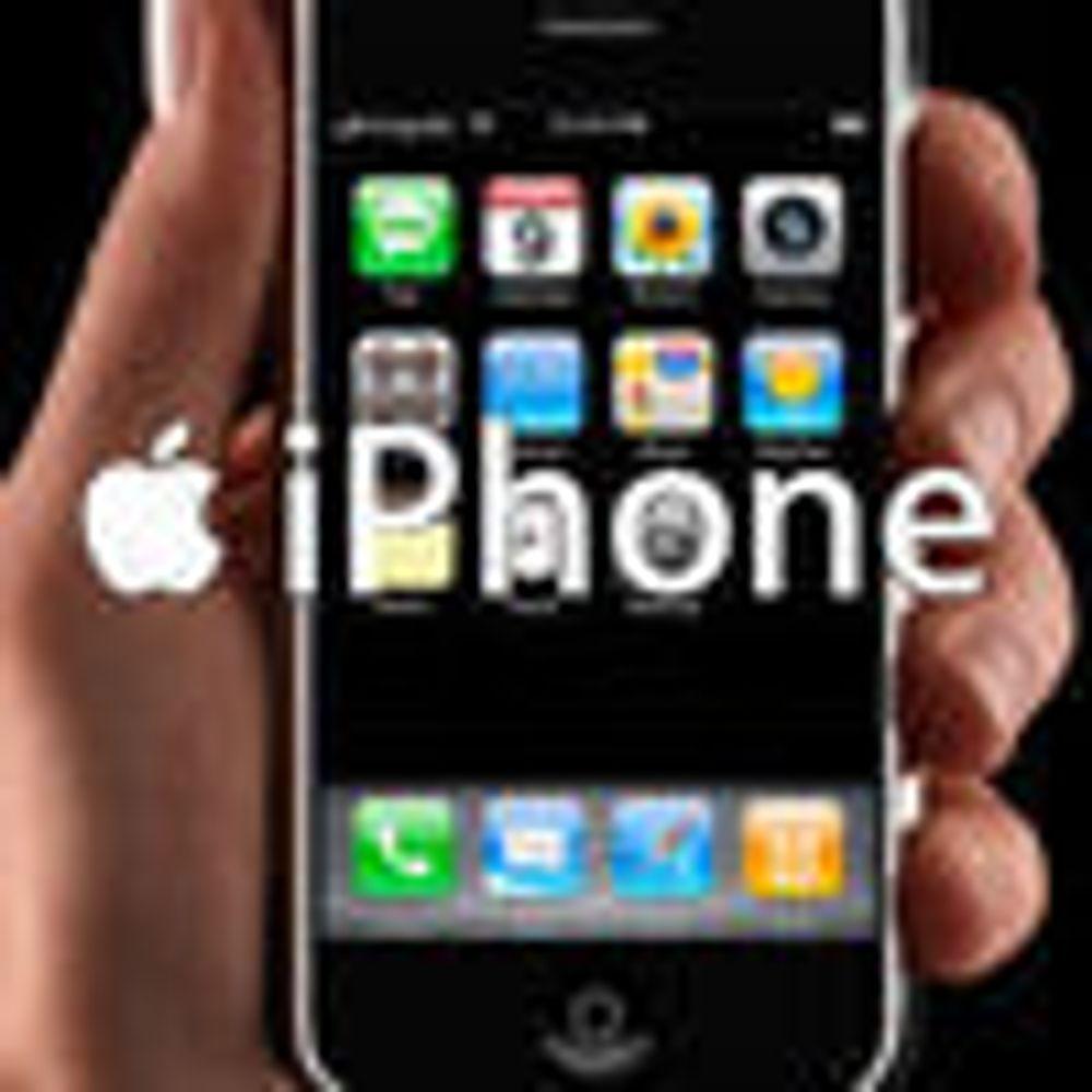 iPhone skal bli en virkelig smarttelefon