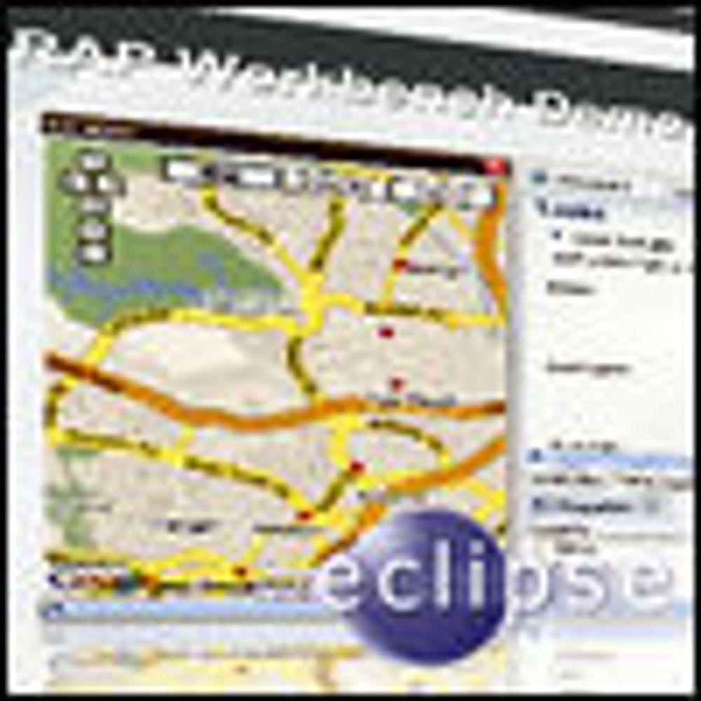 Eclipse lanserte serverløsning for Ajax