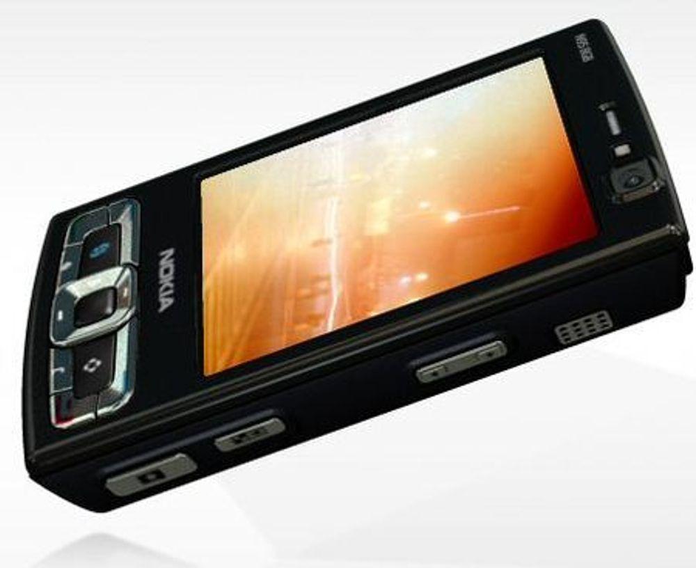 Ny Nokia N95 klar for levering