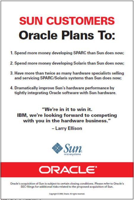 Denne annonsen sto i papirutgaven av Wall Street Journal torsdag 10. september 2009.