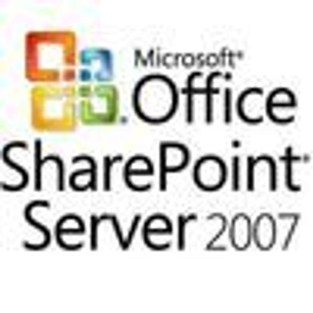 Stor interesse for SharePoint fellesskap