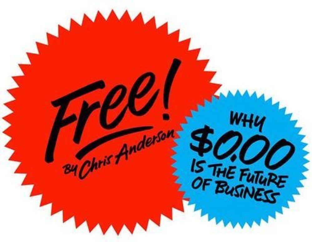 - Alt som berøres av webteknologi går mot gratis