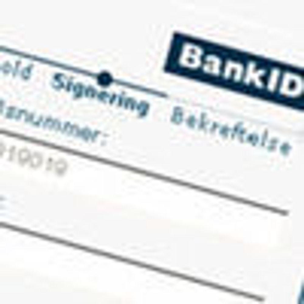 Nye innbrudd i nettbanker med BankID