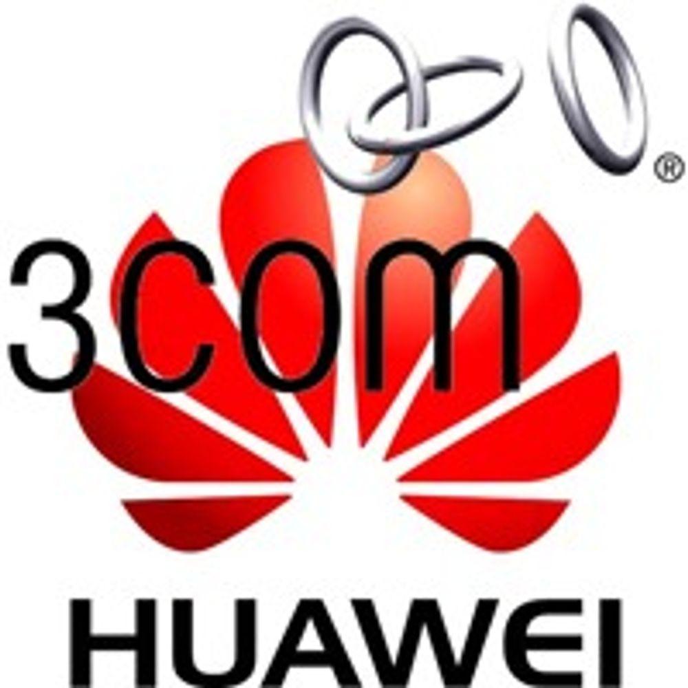 Trekker salget av 3Com til Kina