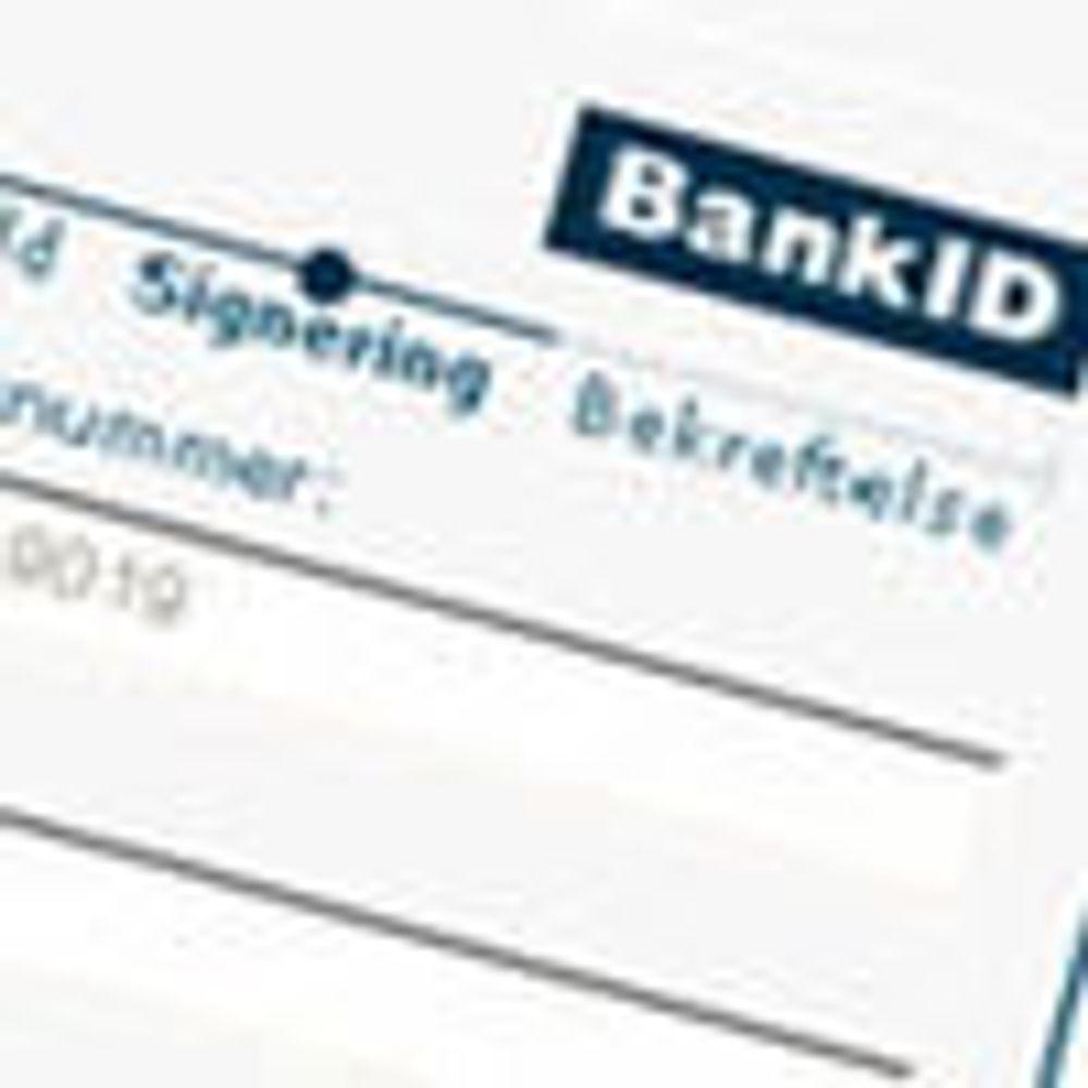 OpenID like sikkert som BankID
