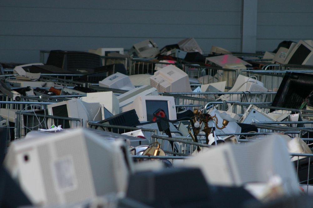 Norge på verdenstoppen i retur av EE-avfall