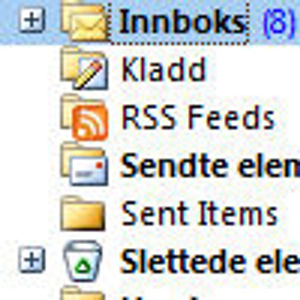 Slik unngår du e-post tabbene