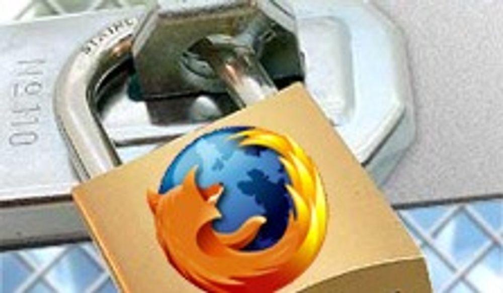 Firefox skal stoppe spion-flommen
