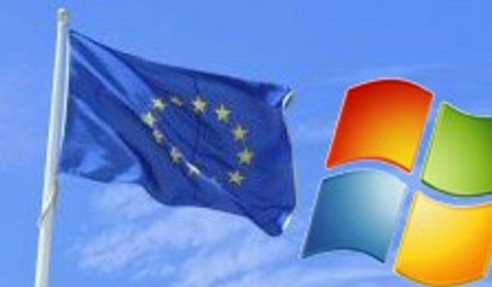 Mener EU bruker feil prinsipp mot Microsoft