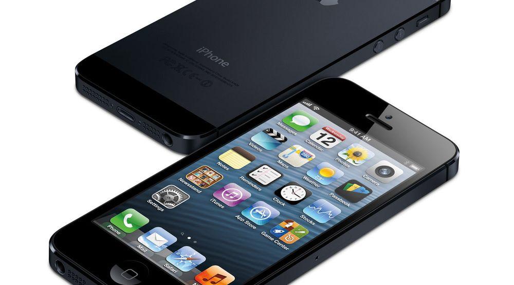 Interessen for iPhone 5 er fortsatt stor blant NetComs kunder. Selv den snart 32 måneder gamle iPhone 4 er mer populær enn nesten alt det de øvrige aktørene kan tilby. Det eneste unntaket er Samsung Galaxy S III, som kun har iPhone 5 foran seg.