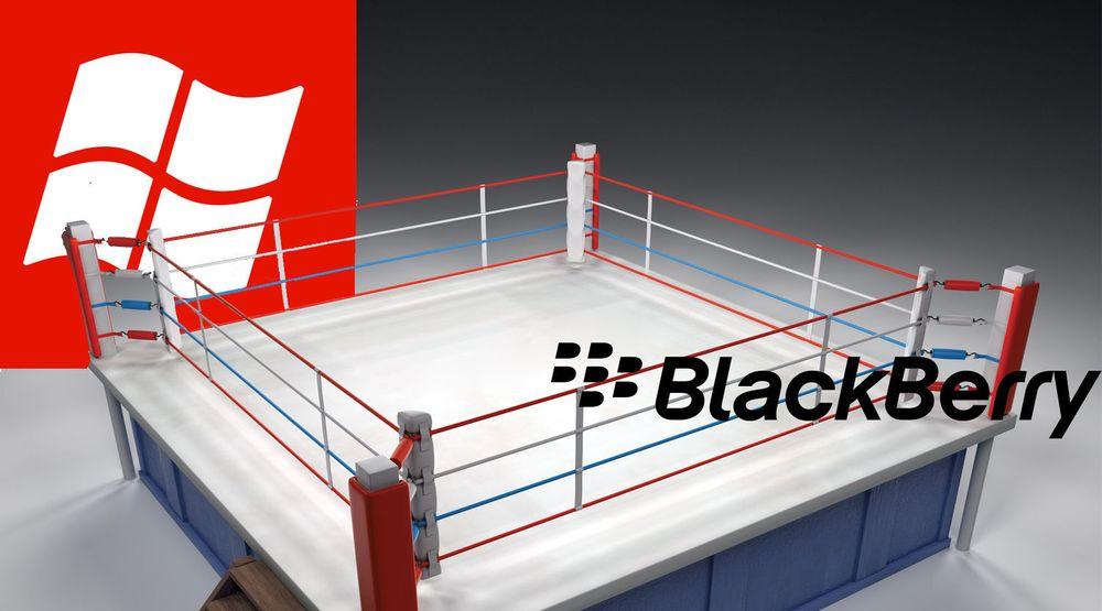 Gartner mener at Windows Phone og BlackBerry vil slåss om tredjeplassen i smartmobilmarkedet i år.
