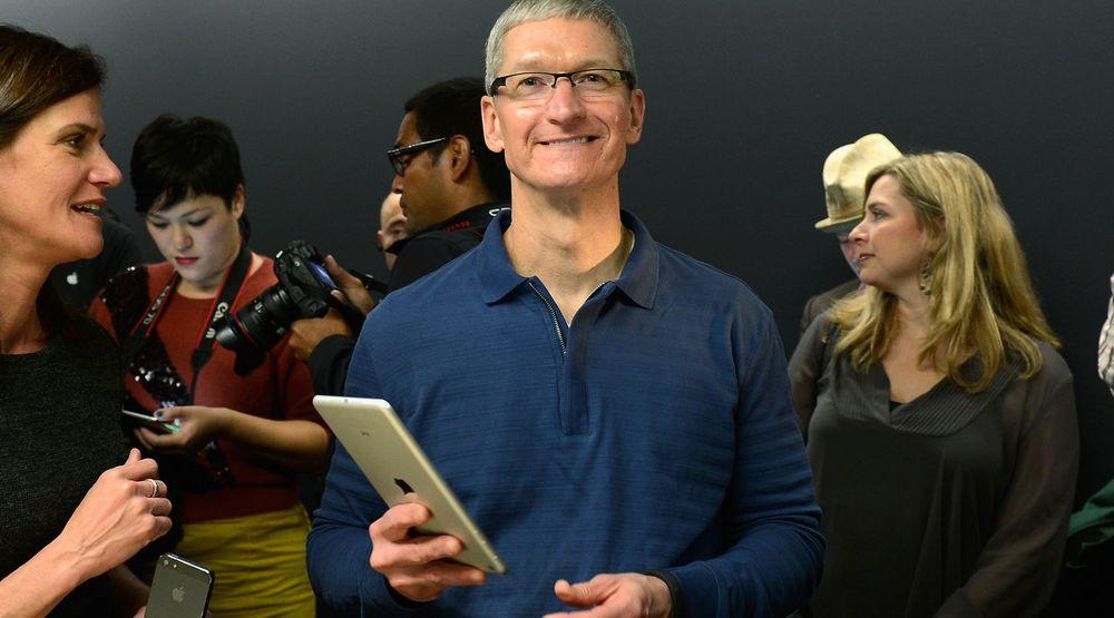 Google må i 2014 ut med en milliard dollar for å være den foretrukne søketjenesten til Apples iOS.