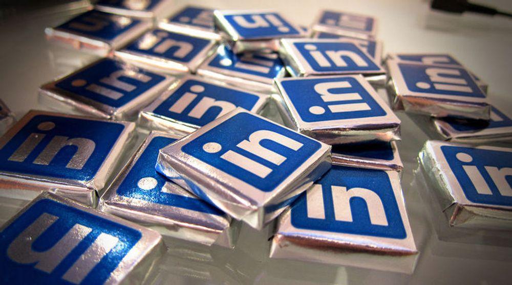 Det er greit å dele innholdet med noen typer aktører, som Google. Andre bør vokte seg vel mot å skrape ned brukerdata fra LinkedIn.