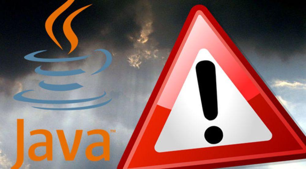 Den siste Java-oppdateringen har gitt brukerne et lite pusterom, men det er altfor tidlig å si at faren er over.