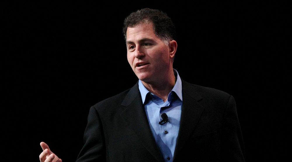Michael Dell har gjennom flere år møysommelig kjøpt en rekke programvareselskaper. Programvareomsetningen i Dell er nå 1,5 milliarder dollar i året.