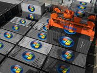 Kjøp din egen Windows Azure-container
