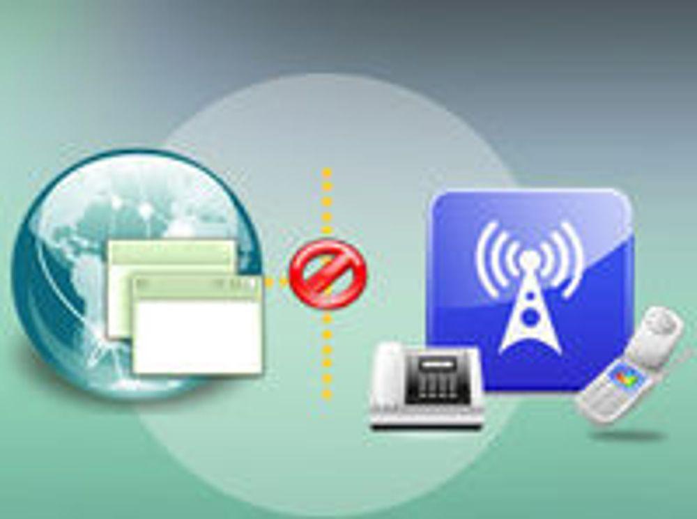 Nettsurf med stemme og tekstmelding