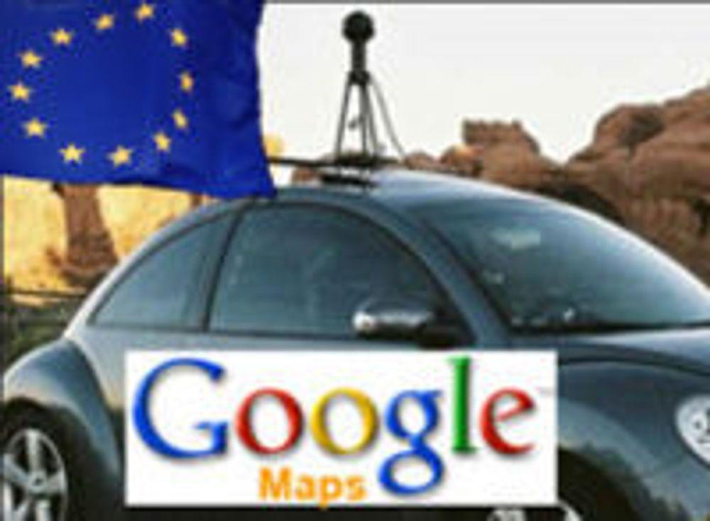 Google fikk kontrabeskjed av Datatilsynet