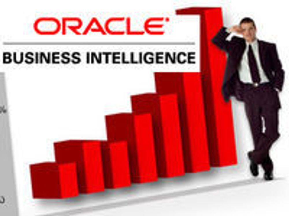 Oracle forbedrer beslutningsstøtten
