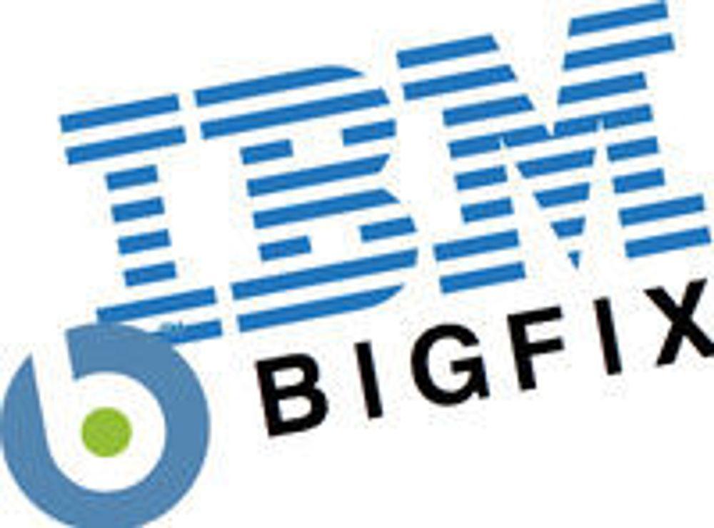 IBM kjøper sikkerhet for store nettverk