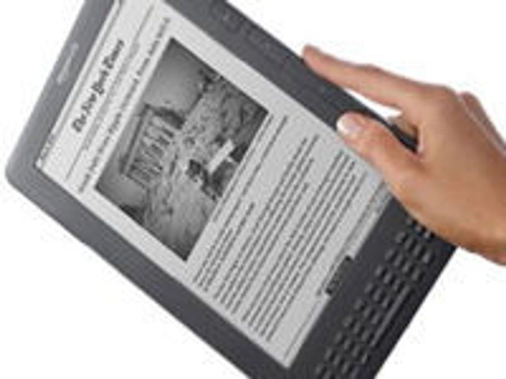 Nå blir Kindle svart