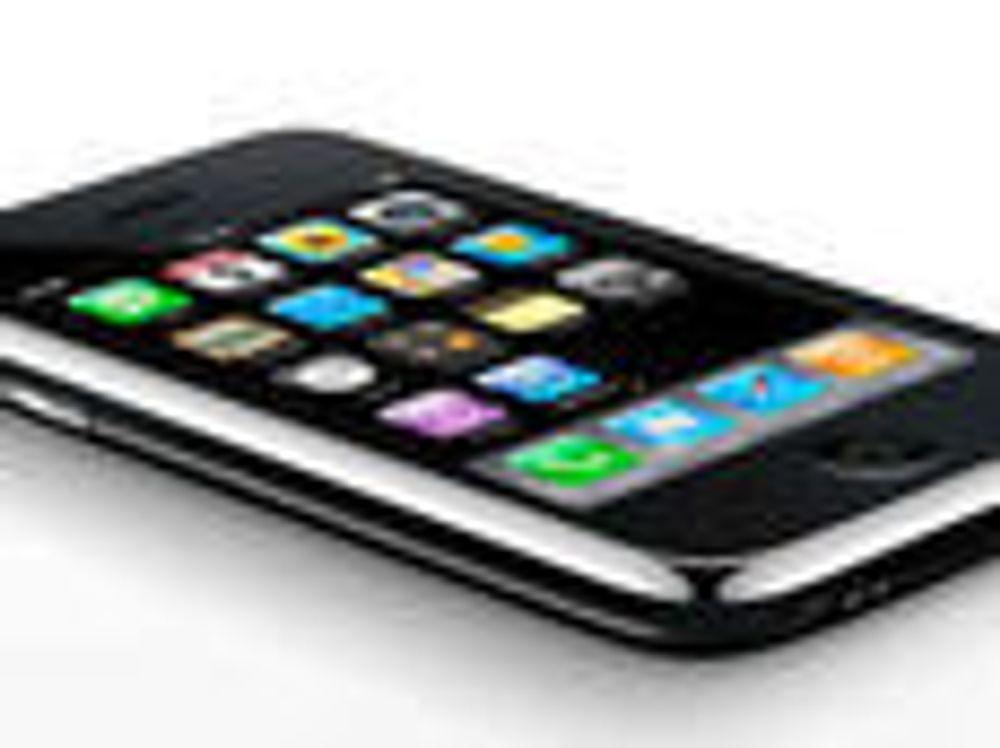 Flere butikker får selge iPhone