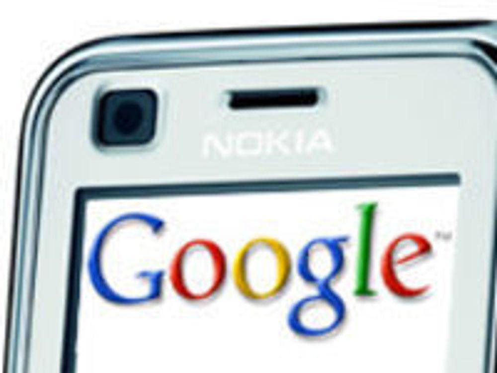 Google-patent skremmer mobiloperatørene