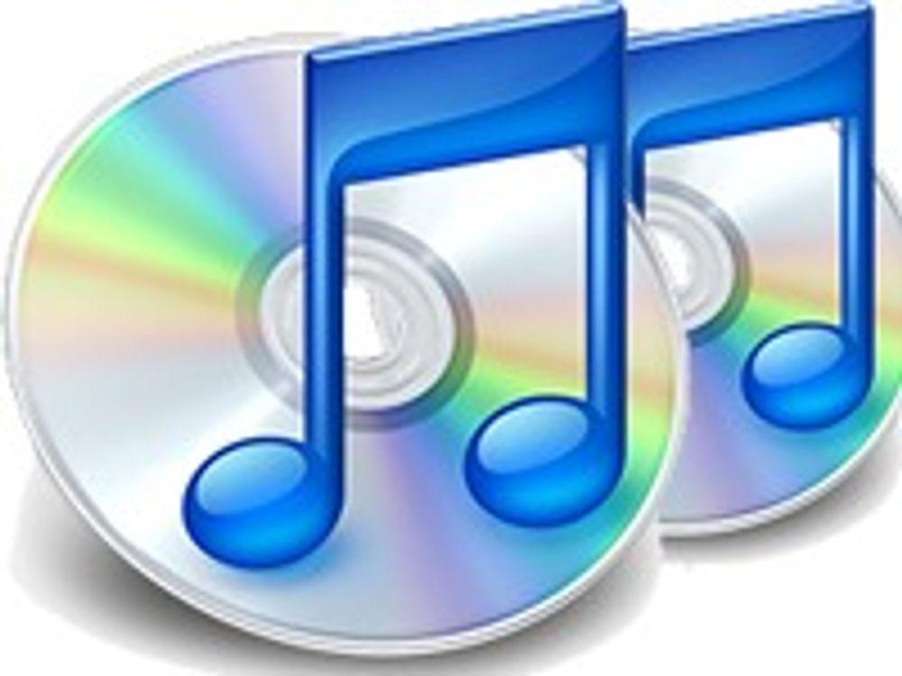 iTunes blir tilgjengelig for synshemmede