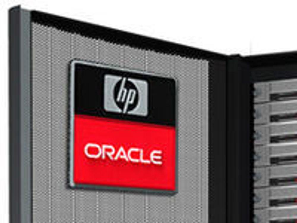 HP Oracle Database Machine
