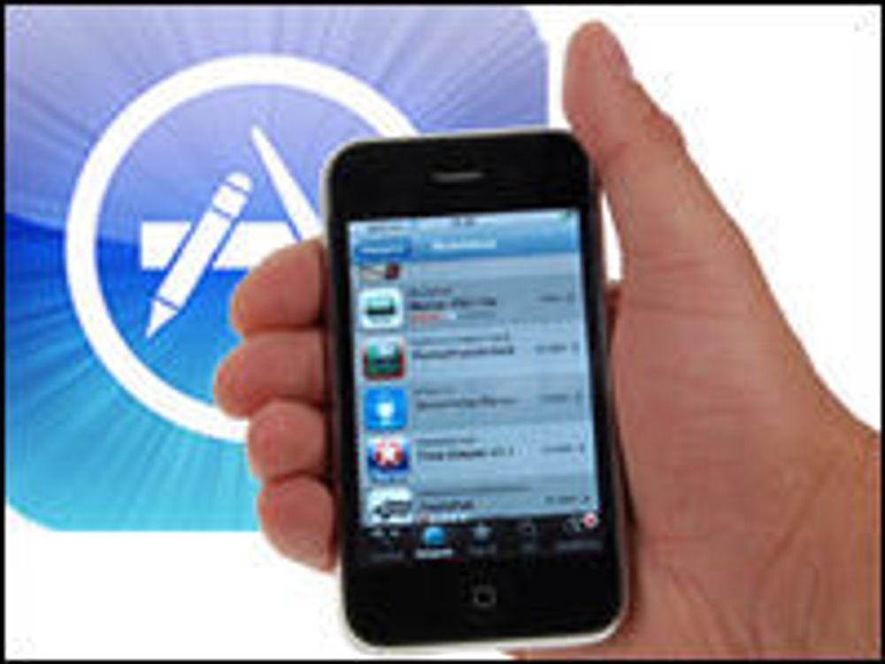Utviklere protesterer mot Apples App Store