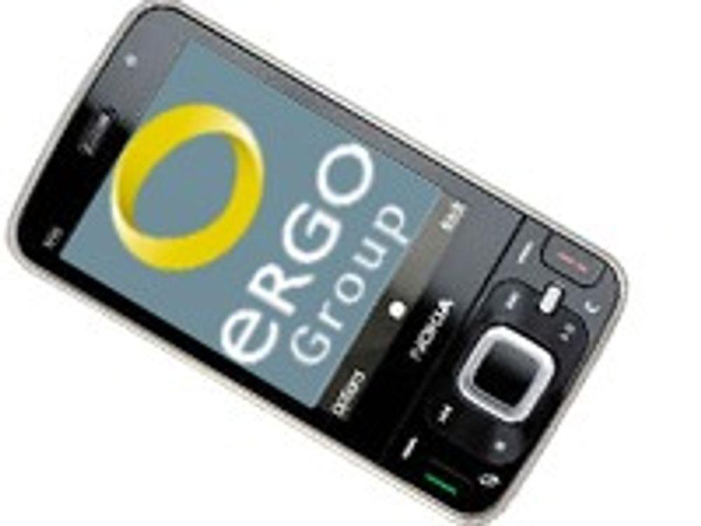 Ergogroup først med «mobil outsourcing»