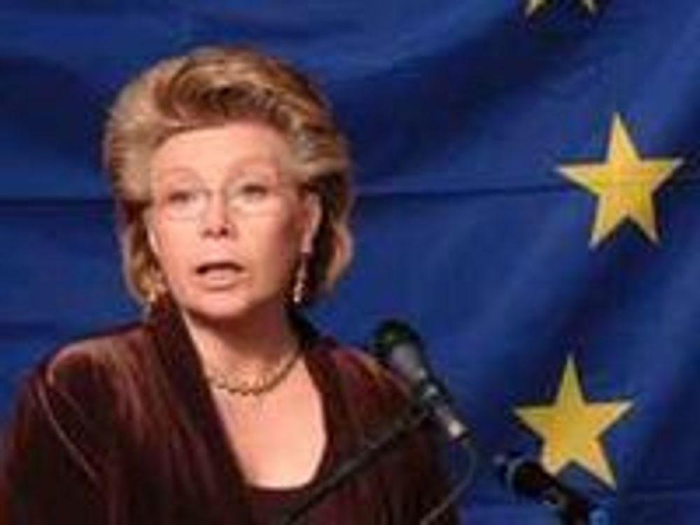 EU innfører makspris på mobil data