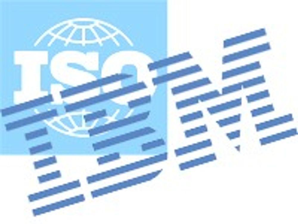 IBM samler støtte til en kamp mot ISO