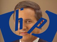 Avgangen til Mark Hurd i august 2010 etterlot sterk splittelse i HP.