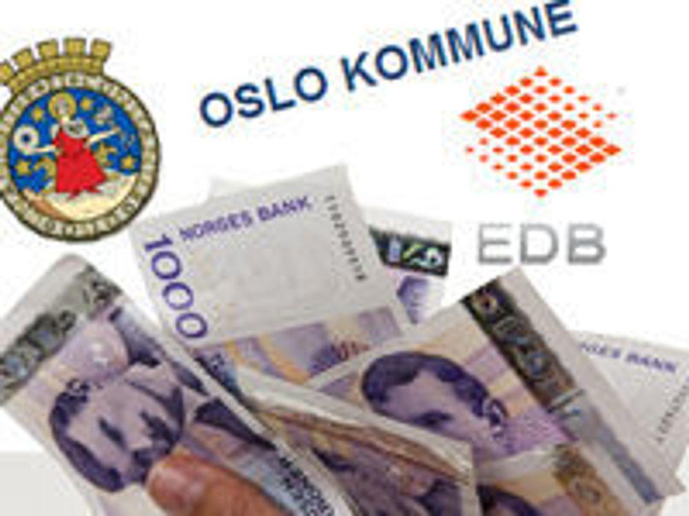 Oslo gir EDB gigantkontrakt