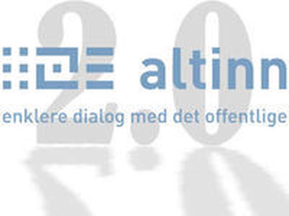 Altinn II sparer Norge for milliarder
