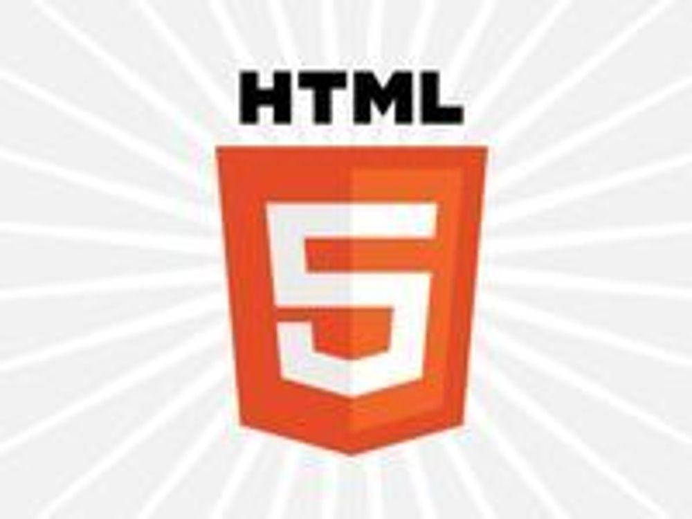 W3C lanserer ny HTML5-logo